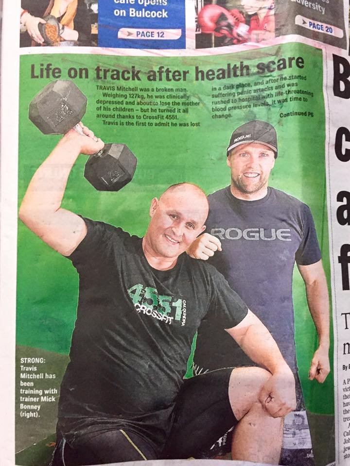 crossfit newspaper