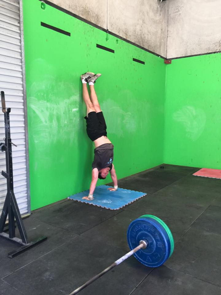 johnney crossfit